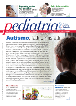Scarica Pediatria 10 (2015) in PDF