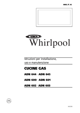 cucine gas - How2Install.It