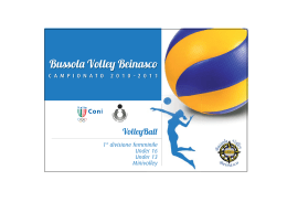 Bussola Volley Beinasco Bussola Volley Beinasco