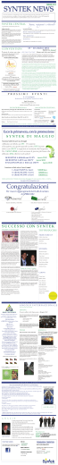 italian May_Newsletter_2012_SM