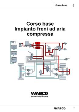 Impianti Di Frenatura Ad Aria Compressa.Wabco Product Catalog Inform
