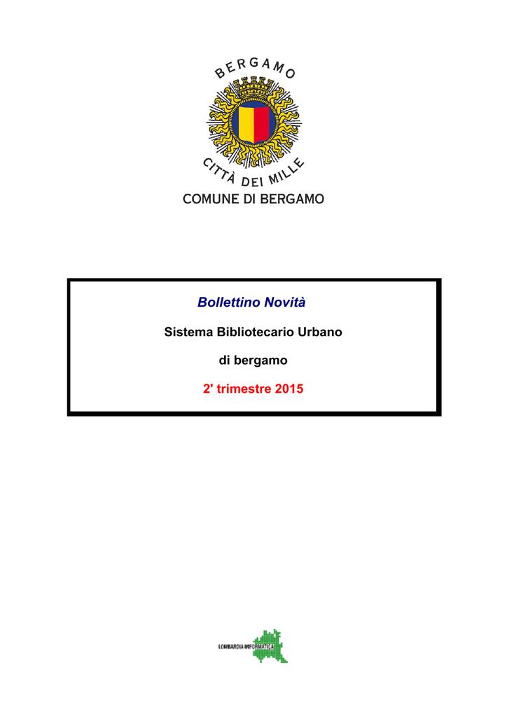 2015 Regione Trimestre Lombardia Biblioteche 2` f5wXq1n