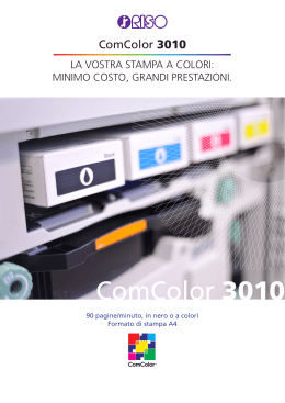 ComColor 3010