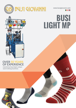 busi light mp - Knitting Industry