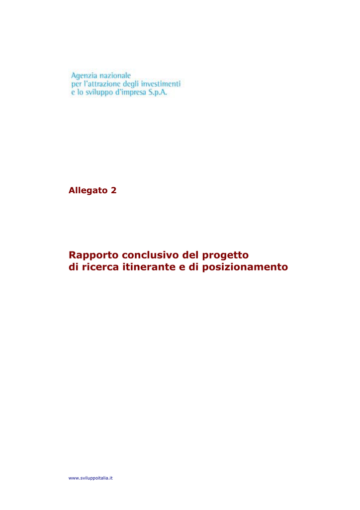 Sviluppo Italia Operatoriviaggiareinpugliait