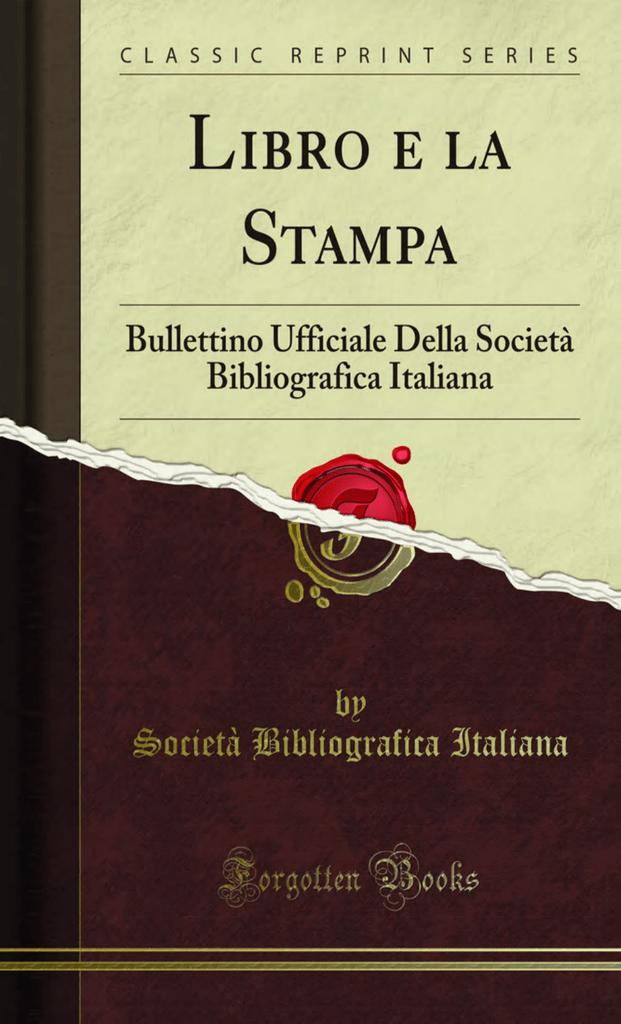 Gisa Salotti Prezzi.Forgotten Books