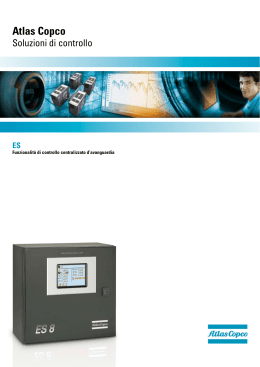 Atlas Copco - Air Compressor Solution Sas