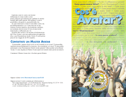 What Is Avatar - The Avatar Course