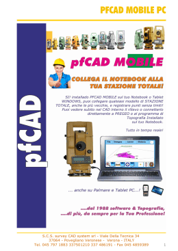 PFCAD MOBILE PC