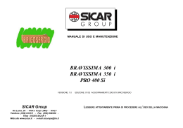 SICAR Group - BricoSergio