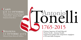 Antonio Tonelli - Italico Splendore