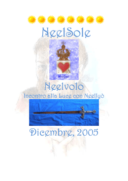Dicembre - NeelSole