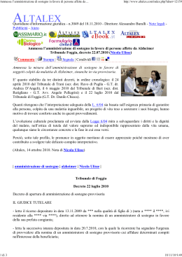 Altalex - Consulenza Legale On line