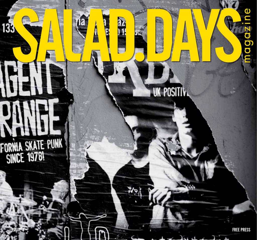 luca barcellona Salad Days Magazine
