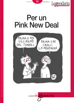 Pink New Deal