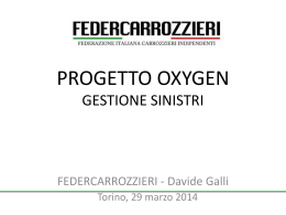 progetto oxygen