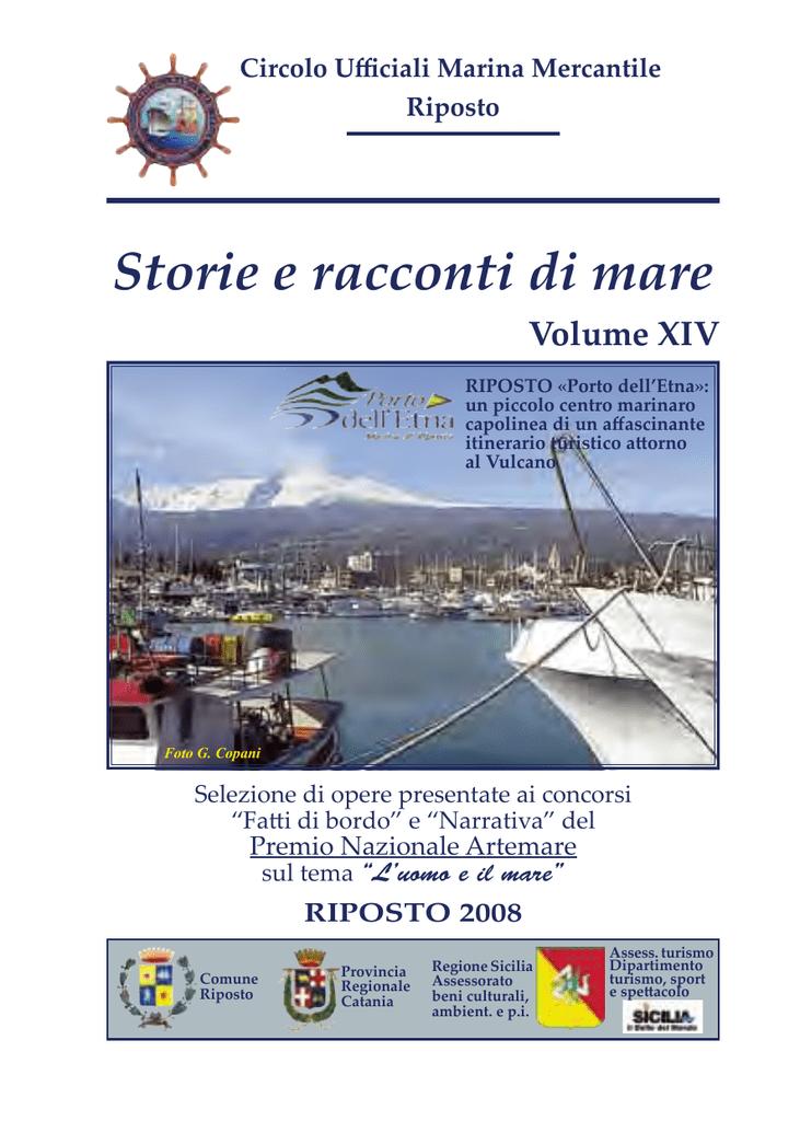 Storie e racconti di mare - Circolo Ufficiali Marina Mercantile 583b4739cffa