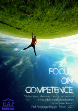 eap focus on competence