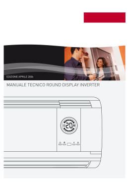 manuale tecnico round display inverter