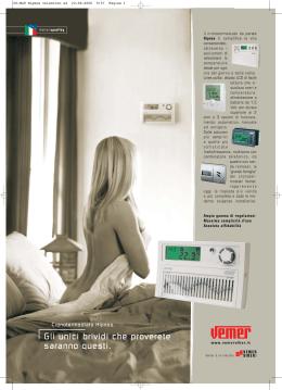 Schema Collegamento Orologio Vemer : Vemer dedalo ve014700