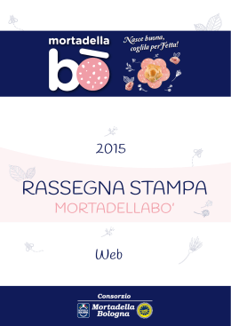 Rassegna Stampa MortadellaBò 2015_SITI INTERNET_Part2