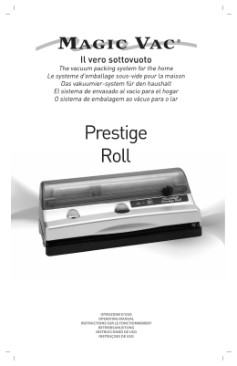 MAGIC VAC® Prestige Roll