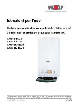Risparmio energetico for Manuale istruzioni caldaia ariston clas 24 ff
