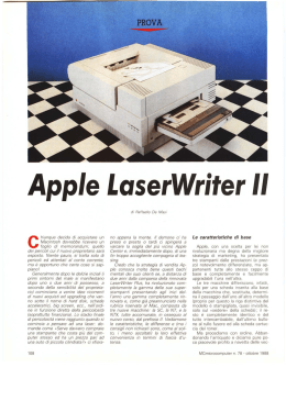 Apple LaserWriter Il