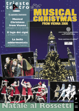 Musical Christmas from Vienna