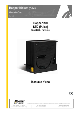 Manuale - ITA - Hopper Kid std (Pulse)